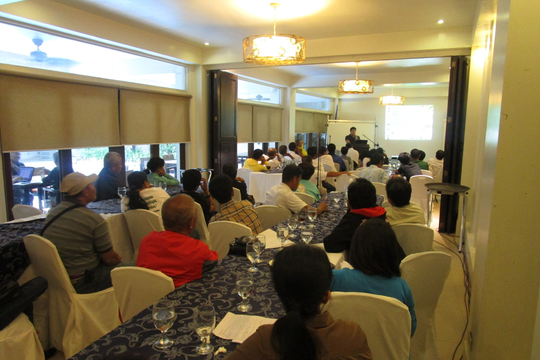 Training on the safe and judicious use of pesticides ourfood practices gap certification ourfood farmers were required by the fertilizers and pesticides authority of the philippines fpa to undergo training on xflitez Image collections
